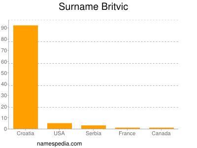 Surname Britvic