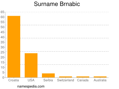 Surname Brnabic