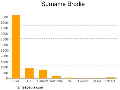 Surname Brodie
