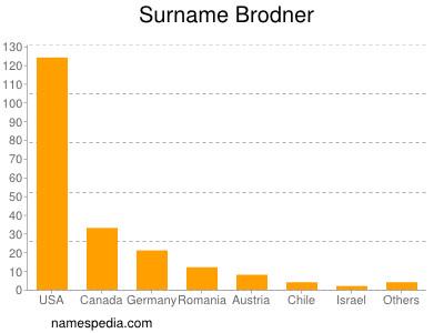 Surname Brodner