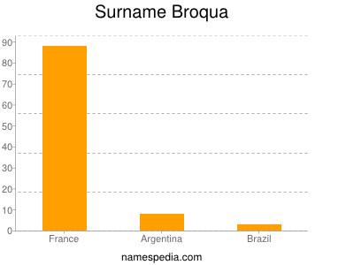 Surname Broqua