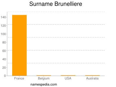Surname Brunelliere