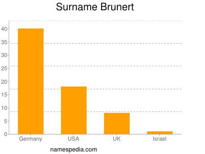 Surname Brunert