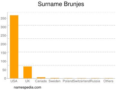 Surname Brunjes