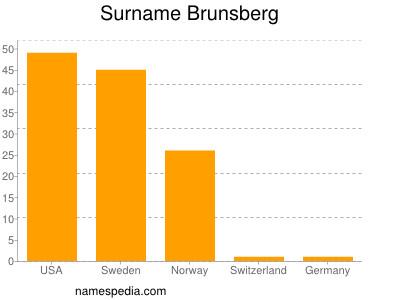 Surname Brunsberg