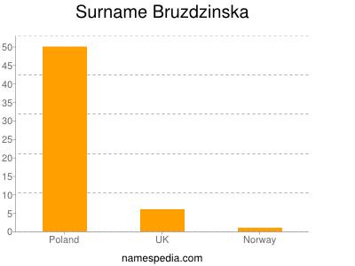 Surname Bruzdzinska