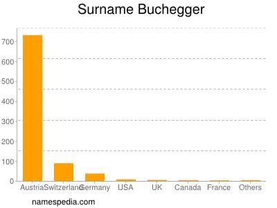 Familiennamen Buchegger
