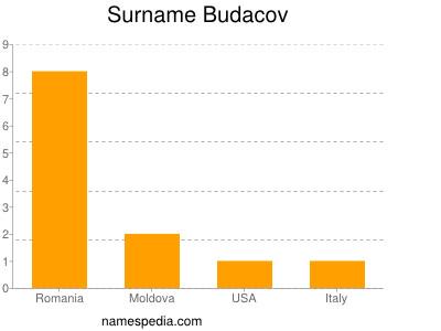 Surname Budacov