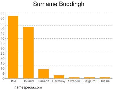 Surname Buddingh