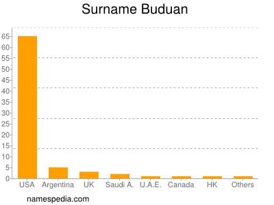 Surname Buduan