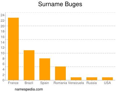 Surname Buges