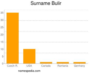 Surname Bulir