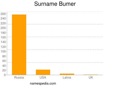 Surname Bumer