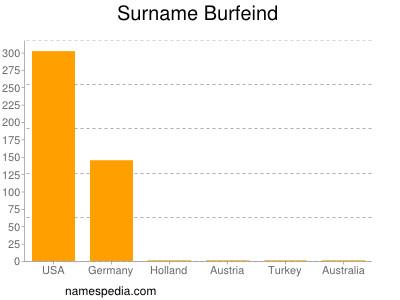 Surname Burfeind