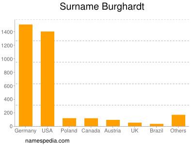 Surname Burghardt