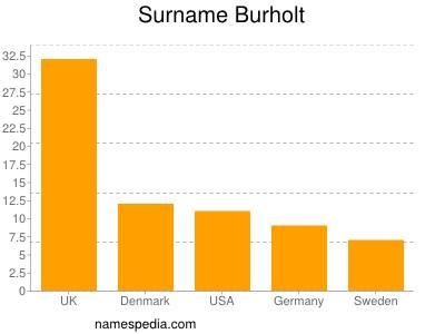 Surname Burholt