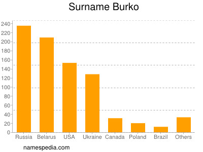 Surname Burko