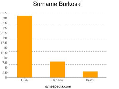 Familiennamen Burkoski