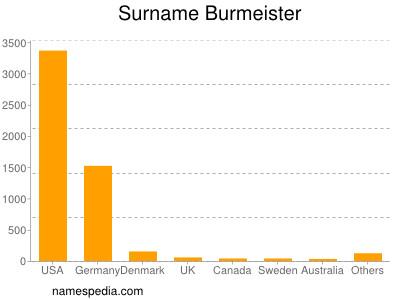 Surname Burmeister