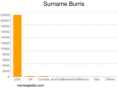 Surname Burris
