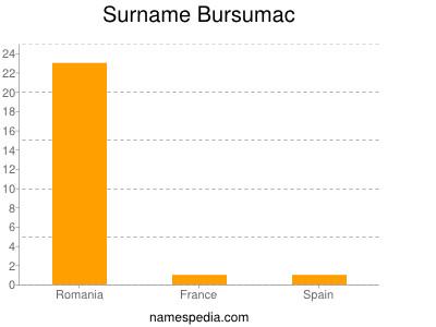 Familiennamen Bursumac