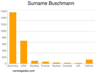 Surname Buschmann