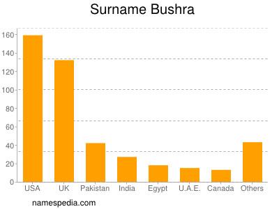 Surname Bushra