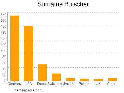 Surname Butscher