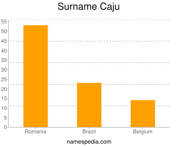 Surname Caju