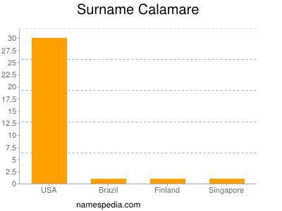 Surname Calamare