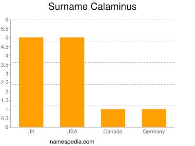 Surname Calaminus