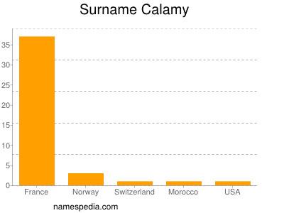 Surname Calamy