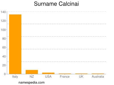 Surname Calcinai