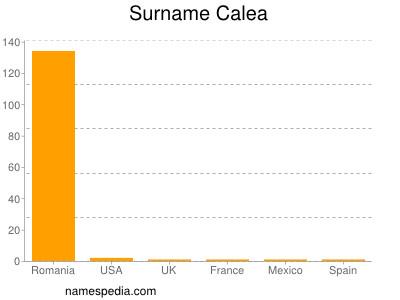 Surname Calea