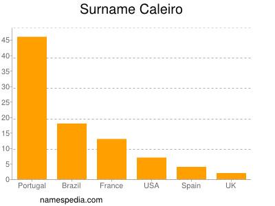 Surname Caleiro
