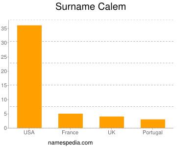 Surname Calem