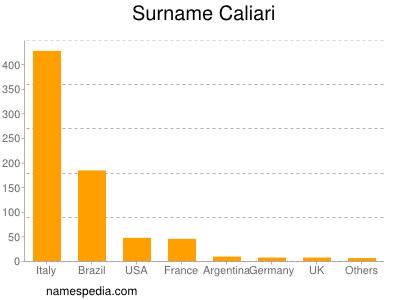 Surname Caliari