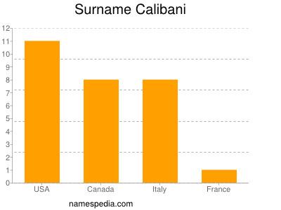 Surname Calibani