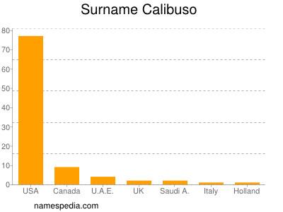 Surname Calibuso
