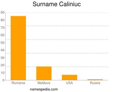 Surname Caliniuc