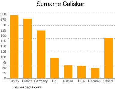 Surname Caliskan