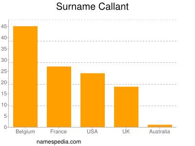 Surname Callant
