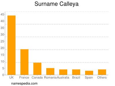 Surname Calleya