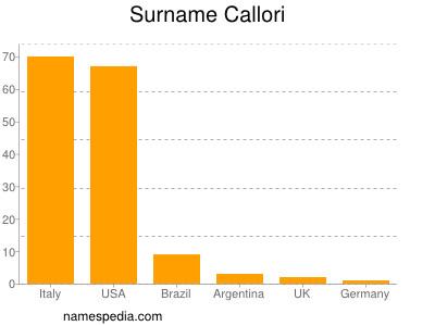 Surname Callori