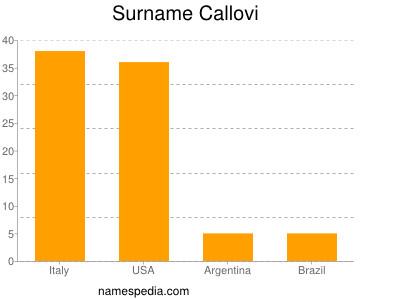 Surname Callovi