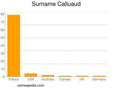 Surname Calluaud