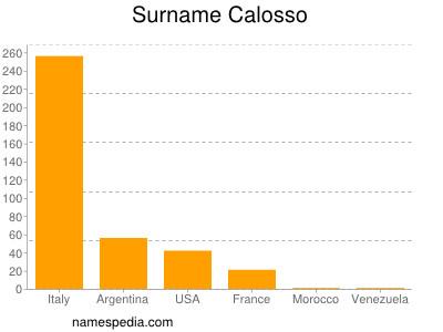 Surname Calosso
