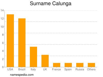 Surname Calunga