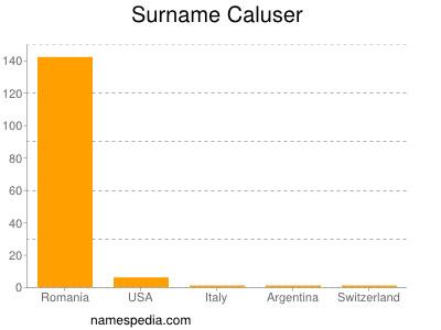 Surname Caluser