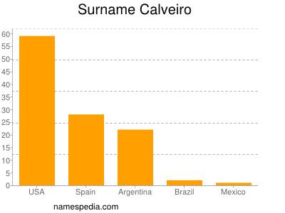 Surname Calveiro